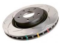 Тормозной диск DBA T2 задний для Toyota TLC120/FJ 06-10 312/68/18/106 mm 6*139,7-DBA793S