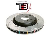Тормозной диск DBA 4X4 Survival 4000 Series T3 Slot задний для Toyota TLC120/FJ 06-10 312/68/18/106 mm 6*139,7-DBA4793S