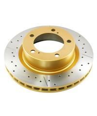 Тормозной диск DBA передний для Toyota LC200/LX570-DBA2722X