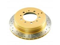 Тормозной диск DBA задний для Toyota LC200/LX570-DBA2723X