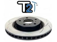 Тормозной диск DBA T2 передний для Toyota TLC120 338/68/28/108 mm 6*139,7-DBA2700S