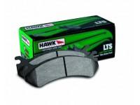 Колодки тормозные HAWK Perfomance REAR - LTS-HB555Y.678