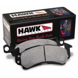 Колодки тормозные HAWK Perfomance FRONT - HP Plus-HB453N.585