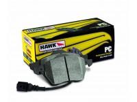 Колодки тормозные HAWK Perfomance FRONT - Perf. Ceramic-HB647Z.692