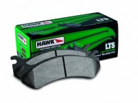 Колодки тормозные HAWK Perfomance FRONT - LTS-HB618Y.625