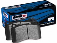 Колодки тормозные HAWK Perfomance REAR - HPS-HB568F.666