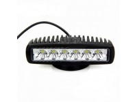 Cветодиодная фара комбинированного света 6.5'' LED Work Light 10-30V DC 18W-SM6183