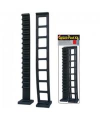 Крепеж универсальный QUICK FIST XL rubber clamps retail pack (комплект 2 крепления)-60060