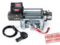 Лебедка WARN XD9000, 12V, 30 м, ролики, 4080 кг-88500