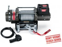 Лебедка WARN M15000, 12V, 27 м, ролики, 6804 кг-47801