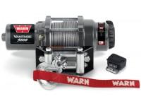 Лебедка WARN Vantage 3000, 12V, 15 м, ролики, 1361 кг-91030