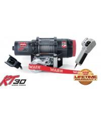 Лебедка WARN RT30, 12V, 15 м, ролики, 1360 кг-81500