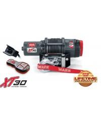 Лебедка WARN XT30 12V, 15 м синтет. троса, ролики, 1360 кг-76500