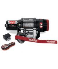 Лебедка WARN Provantage 2500, 12V, 15 м, ролики, 1134 кг + радио пульт-91025