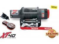 Лебедка WARN XT40 12V, 15 м синтет. троса, ролики, 1800 кг-77500
