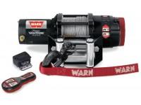 Лебедка WARN Provantage 3500, 12V, 15 м, ролики, 1588кг + радио пульт-91035