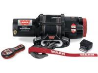 Лебедка WARN Provantage 3500-S, 12V, 15 м синтет. троса, клюз, 1588кг + радио пульт-91036