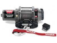 Лебедка WARN Vantage 2000-s, 12V, 15 м синтет. троса, клюз, 907 кг-91021