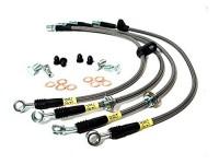 Комплект задних армированных тормозных шлангов STOPTECH для INFINITI FX35 S50-950.42500