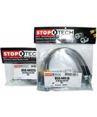 Комплект передних армированных тормозных шлангов STOPTECH для LANDCRUISER 200-950.44025