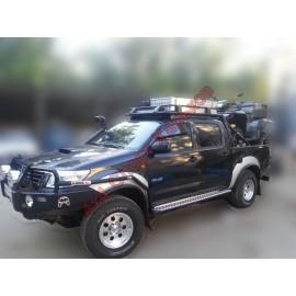 Toyota Hilux Квадро подготовка