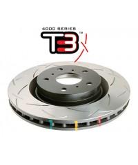 Тормозной диск DBA 4000 4X4 Survival T3 Slot передний для Toyota FJ 06-10/FJ 10+ 319/67,5/28/108 mm 6*139,7-DBA42716S