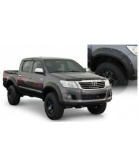 Расширители колесных арок Bushwacker Pocket Style Toyota Hilux-31929-02