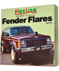 Расширители колесных арок FLEX - LINE универсальные 50mm-22103
