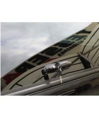 Пластиковая кабина (Кунг) для Volkswagen Amarok Aeroklas Twin Sheet ABS Canopy (modell Lux) Double Cab-aeroklas1