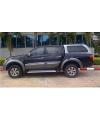 Пластиковая кабина Aeroklas Для Mitsubishi L200 Twin Sheet ABS Canopy (modell Lux) Double Cab LONG BED 2013-aeroklas6
