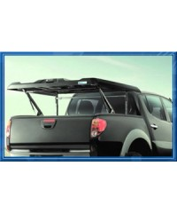 Пластиковая крышка для Mitsubishi L200 Aeroklas Twin ABS Sheet Deck Cover AVIATOR с электромотором Double Cab (под покраску) LONG BED 2013-aeroklas8