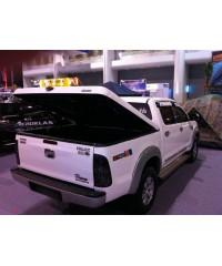 Пластиковая крышка для MAZDA BT50/FORD RANGER D/C 2006- Aeroklas Twin ABS Sheet Deck Cover AVIATOR с электромотором Double Cab (под покраску)-aeroklas22