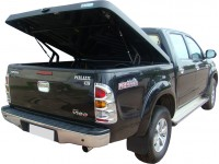 Пластиковая крышка для MAZDA BT50/FORD RANGER D/C 2006- Aeroklas Twin ABS Sheet Deck Cover AVIATOR с электромотором Double Cab (под покраску)-aeroklas22