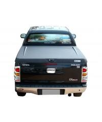 Пластиковая крышка для NISSAN NAVARA D40 D/C 2007- Aeroklas Twin ABS Sheet Deck Cover SPEED Double Cab (под покраску)-aeroklas26