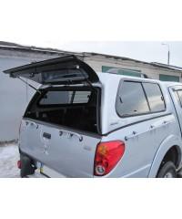 Пластиковая кабина (Кунг) Aeroklas Для Mitsubishi L200 Twin Sheet ABS Canopy (modell Lux) D/C 2007-aeroklas34