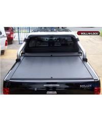 Защитные ролеты для Toyota Hilux производства завода ROLLNLOCK (USA)-ROLL-LG511M