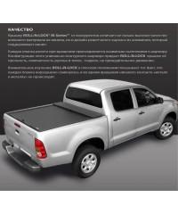 Защитные ролеты для Mitsubishi L200 LONG BED 2013- роизводства завода ROLLNLOCK (USA)-ROLL-LG610M
