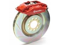 Тормозная система Brembo GTR Racing задняя с дисками с насечками для Land Cruiser 200 2008-2014-2P2.9028A