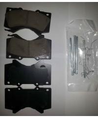 Тормозные колодки передние керамика PosiQuiet-105.13030