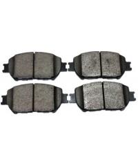 Тормозные колодки передние керамика PosiQuiet-105.09080