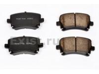 Тормозные колодки задние PowerStop Z-16 керамика-16-1108