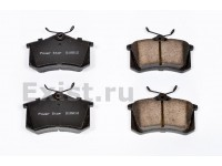 Тормозные колодки задние PowerStop Z-16 керамика-16-340