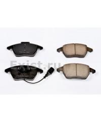 Тормозные колодки задние PowerStop Z-16 керамика-16-1107
