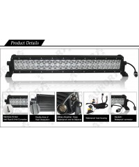 ALO-10PE Фары LED Off-Road AURORA с крышкой, Combi, коллиматор-ALO-10PE