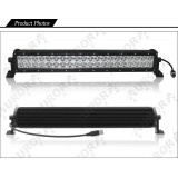 ALO-40-P4E4A Фары LED Off-Road AURORA с крышкой, Диоды 3W, два ряда, AR optics, AMBER-ALO-40-P4E4A