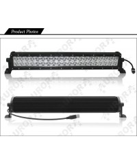 ALO-40-P4E4D Фары LED Off-Road AURORA с крышкой, Диоды 5W, два ряда, AR optics-ALO-40-P4E4D