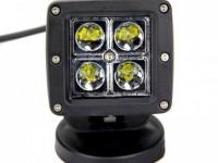 Cветодиодная фара комбинированного света 3'' LED Work Light 10-30V DC 10W CREE-SM6125