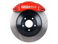 НАБОР ТОРМОЗНОЙ СИСТЕМЫ STOPTECH TOURING SLOTTED, LAND CRUISER 200,SEQUOIA, LX570, ПЕРЕДНИЙ-82.874.6D00.71