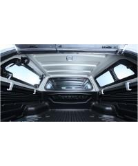 Пластиковая кабина (Кунг) для MITSUBISHI L200 D/C 2016 + Aeroklas Twin Sheet ABS Canopy (modell Lux) Double Cab-aeroklas40
