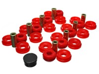 Комплект сайлентблоков задних рычагов Energy Suspension -8.3129R